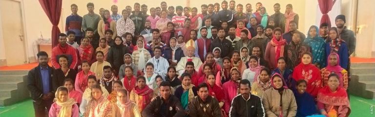 India: Cursos de preparación al matrimonio para parejas jóvenes pertenecientes a minorías étnicas desfavorecidas