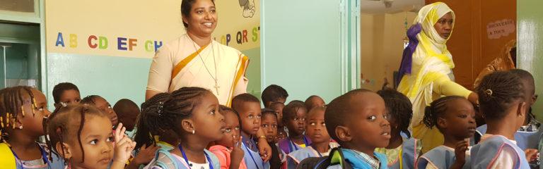 Mauritania: amor desinteresado que cura
