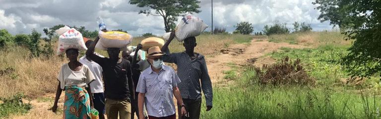 Mozambique: Traumatizados y sin esperanza