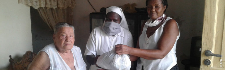 Cuba:Support for the apostolate of two religious sisters in Palma Soriano