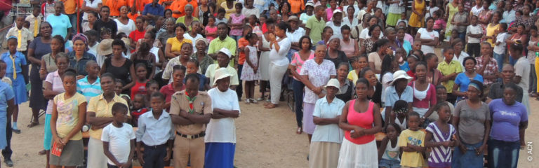 Haiti: Masses and bells against kidnappings