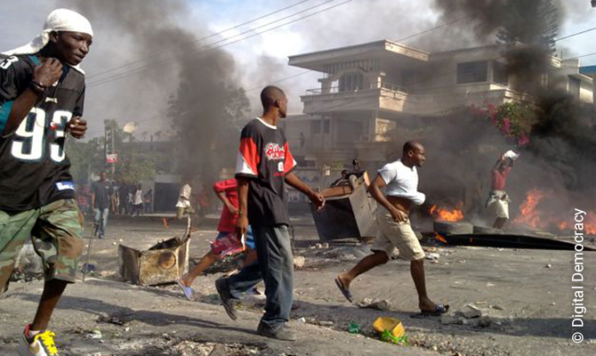 Haiti: Masses and bells against kidnappings.