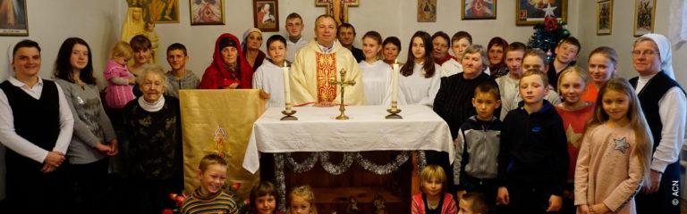 Kirguistán:Estipendios de Misa para cuatro sacerdotes