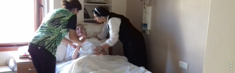 Lebanon:Help for the care and medical needs of 26 frail and elderly religious sisters