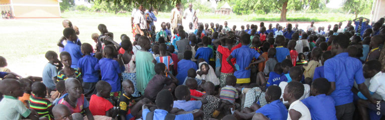 South Sudan: Wounded priest in Rumbek is an example of commitment