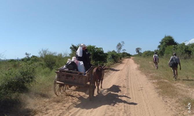 The Catholic Church in Madagascar is still a missionary Church