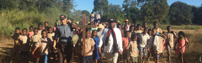 Madagascar: help for the presbytery in Saint Joseph's parish