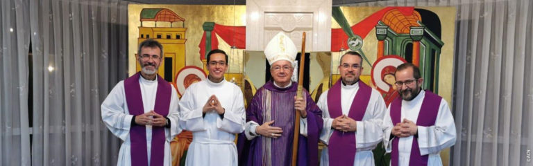 México: formación de futuros sacerdotes del seminario Redemptoris Mater