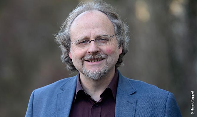 Professor Heiner Bielefeldt, ex relator especial de la ONU sobre la libertad de religión y creencias