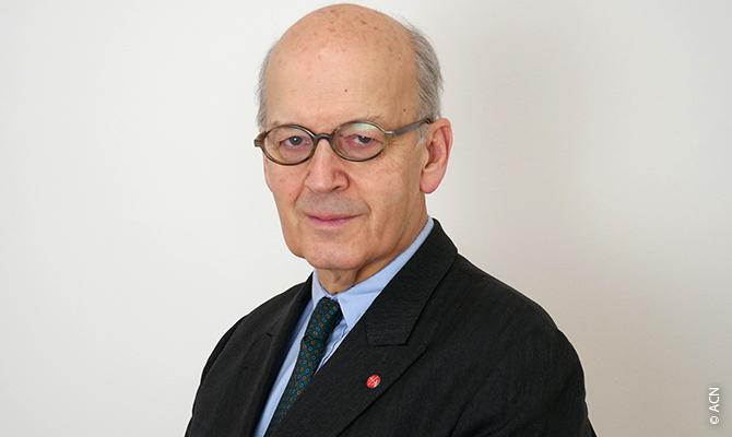 Thomas Heine-Geldern, ACN Executive President