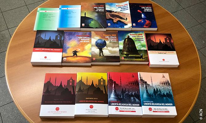 ACN publica el Informe Libertad Religiosa en el mundo desde 1999