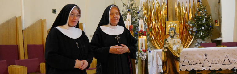 Russia: Support for the life and ministry of the 56 religious sisters