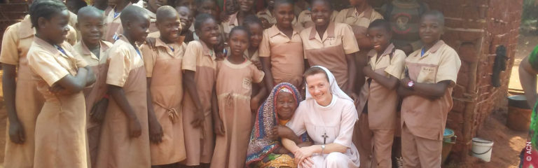 """Cameroon. Basic support for religious Sisters: """"For the love of Christ alone"""""""