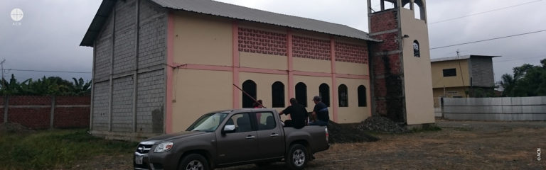 Ecuador: the Sisters of the Adoration of the Most Blessed Sacrament need a new house