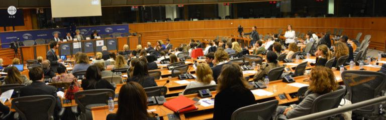 ACN celebra el nombramiento de un enviado especial de la Comisión Europea para la promoción de la libertad de religión