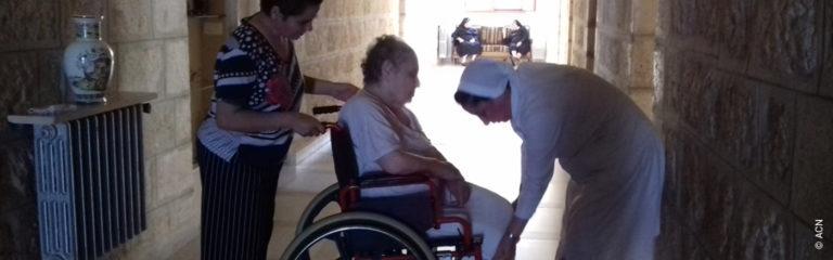 Existenzhilfe für Schwestern in Libanon