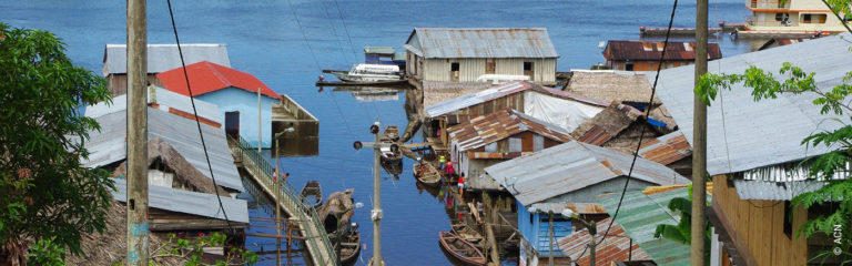 Peru – helping lay missionaries in their work among the poor and destitute of the Amazon rainforest