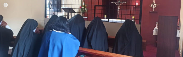Peru:  Support for the apostolate of 16 contemplative religious sisters