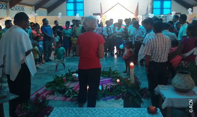 Peru – helping lay missionaries in their work among the poor and destitute of the Amazon rainforest.