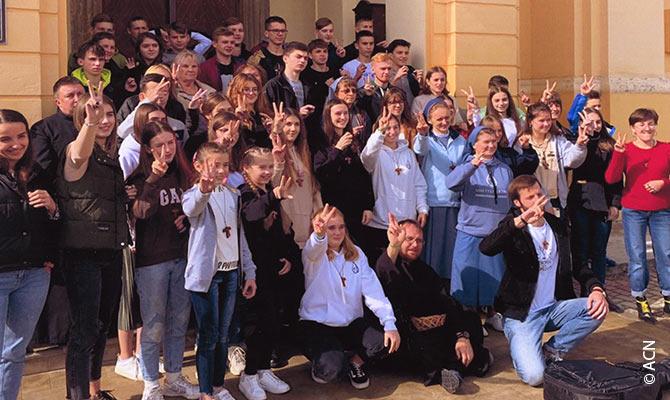 Este año, el encuentro juvenil de los Franciscanos tendrá lugar del 11 al 14 de julio.