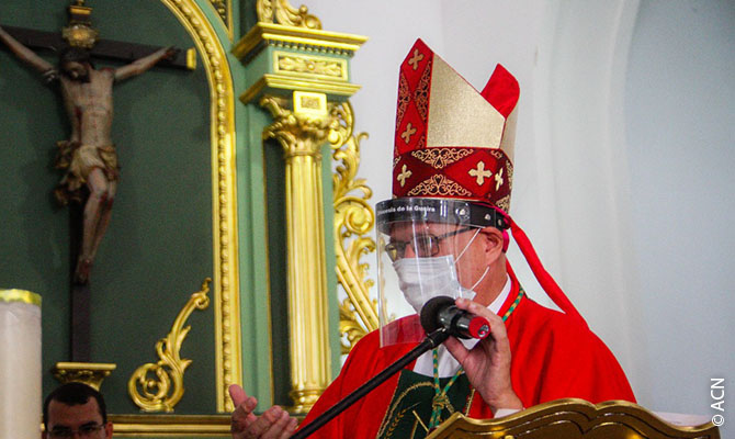 201 of the 2002 priests currently serving in Venezuela have contracted the disease.