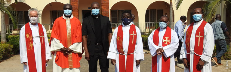 Zambia: PPE against Covid-19 for priests and religious in three dioceses