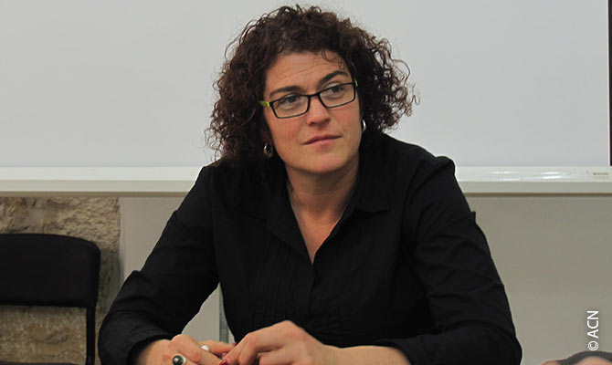 Hana Bendcowsky ist Programmdirektorin des Jerusalem Center for Jewish- Christian Relations (JCJCR).