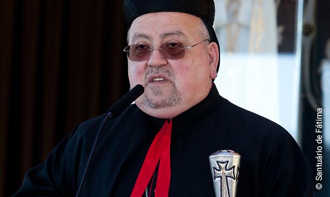 Maronite Archbishop Samir Nassar of Damascus.