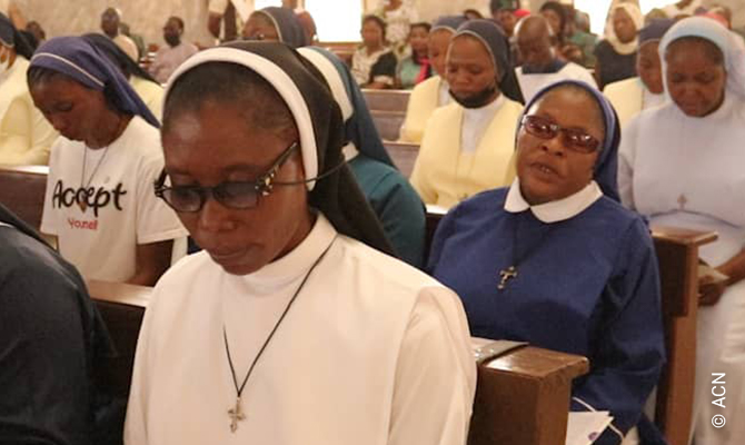 On the 21st of May, Fr. Alphonsus Yashim Bello was killed by bandits in Nigeria. His body was found behind the Catechetical Training School in Malumfashi.