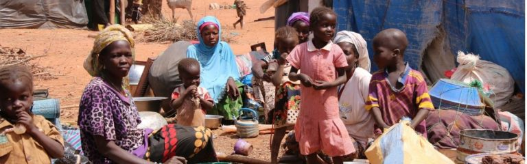 World Refugee Day: Persecution caused famine threatens