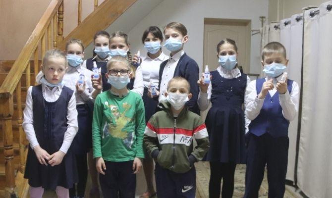 ACN ayuda a las religiosas que cuidan a niños huérfanos en Kapshagay, Kazajistán.