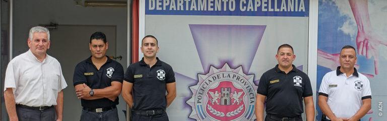 Argentina: Un policía debe tener la vida muy ordenada, puede caer en acto de servicio cada día