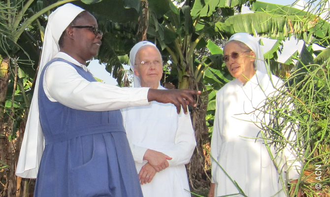 The Sisters of Our Lady of Schönstatt have been working in Burundi since 1962.
