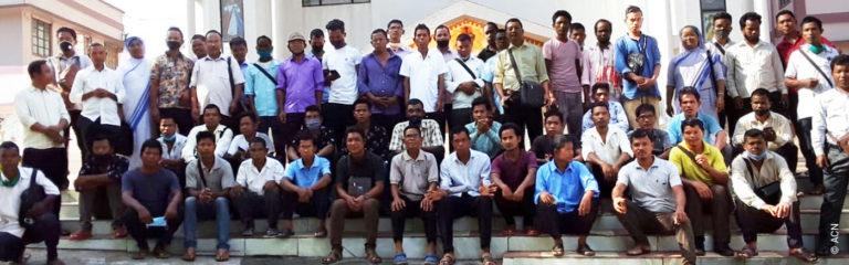India:Formación de laicos para la pastoral familiar