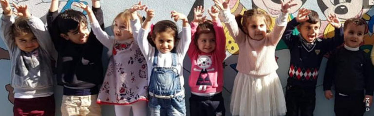 The Holy Family Nursery – sowing happiness and hope among the Christian community in Iraq