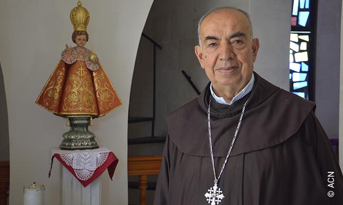 Bishop Georges Abou Khazen.