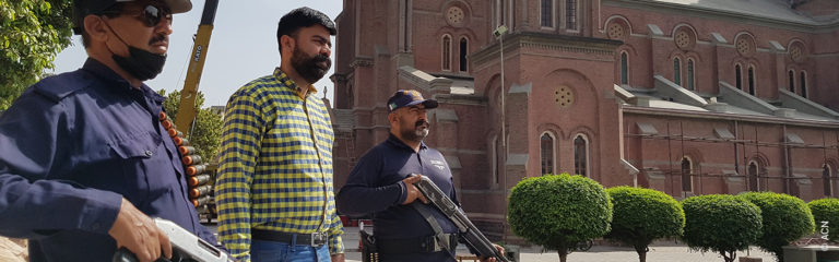 Pakistan: Churches increase security because of the Taliban threat