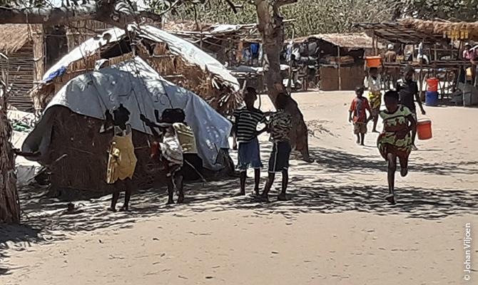 Cabo Delgado Situation