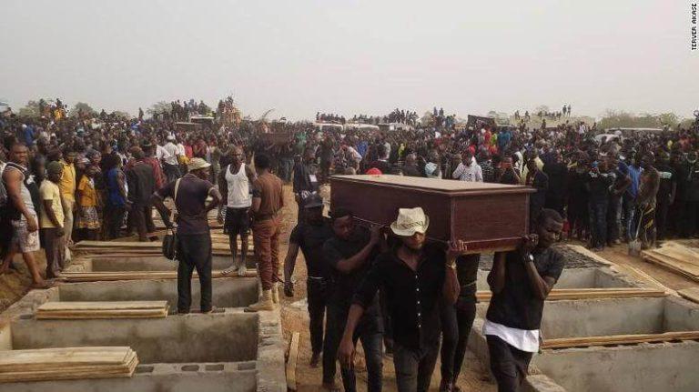 L'Église dénonce le « lent génocide » des chrétiens au Nigeria