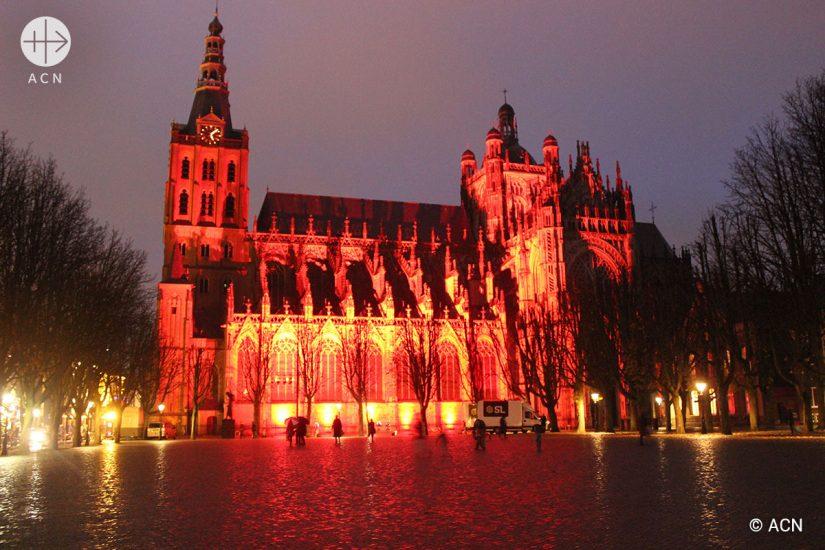 Netherlands: St. John's Cathedral, s-Hertogenbosch