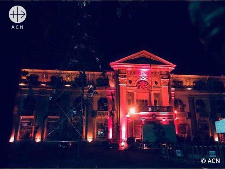 Philippines: Manila, Adamson University — in Manila, Philippines.