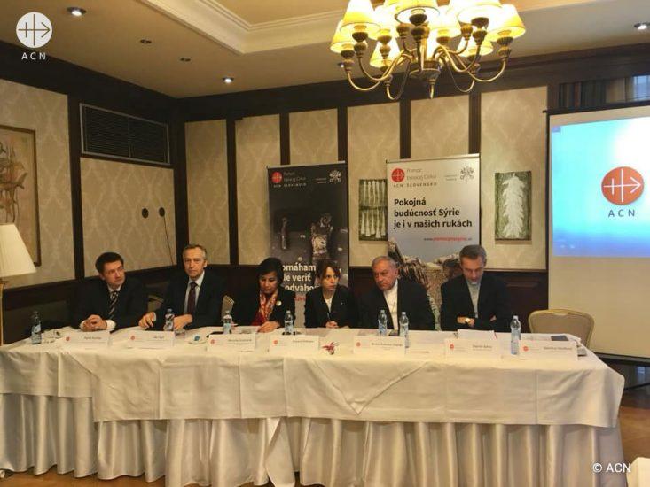 Slovakia: Bratislava, RFR conference