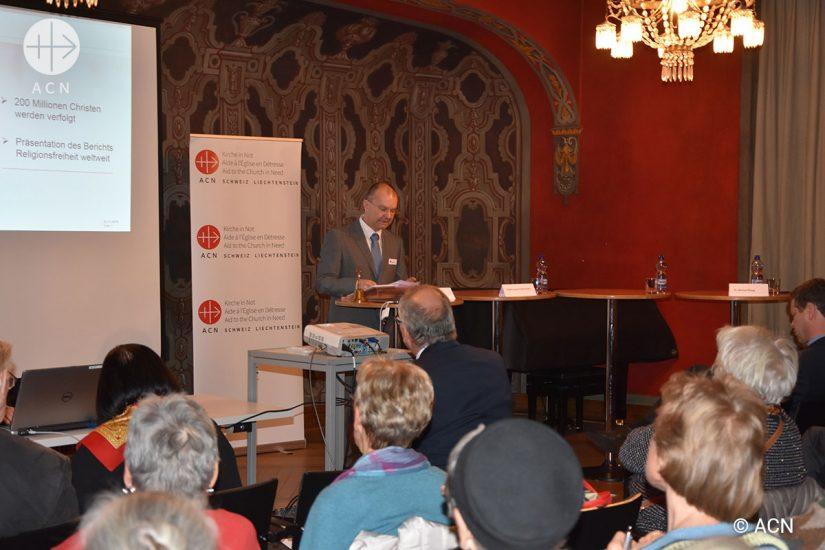 Switzerland: RFR conference