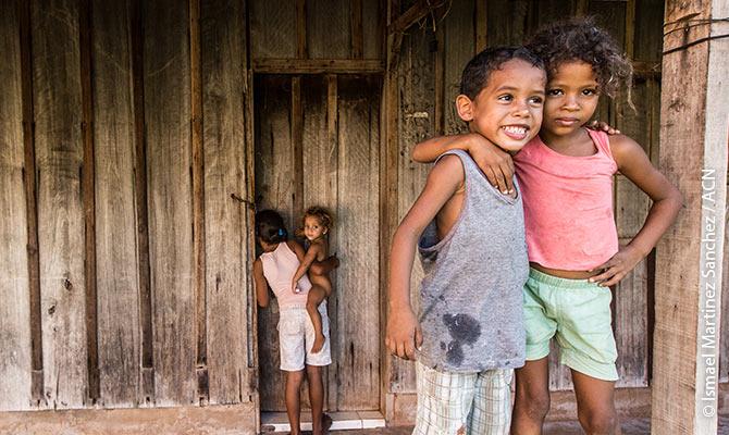 Recebemos 1.307 pedidos de ajuda da América Latina.
