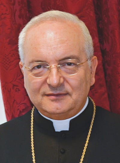 Mauro Cardinal Piacenza Presidente